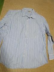 USストライプシャツ