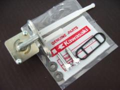 (205)GPZ250Z250LTDのガソリンコックフューエルコック燃料コック