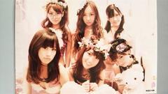 AKB48 ヘビーローテーション 大島 前田 篠田 板野 高橋 渡辺 特典写真