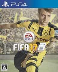 即決!! 中古 PS4 FIFA17 送料無料