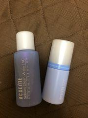 アクセーヌ 化粧水と洗顔料 ミニセット 新品