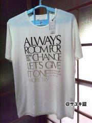 Tシャツ 半袖 L 白 未使用
