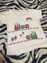 *機関車Tシャツ*90