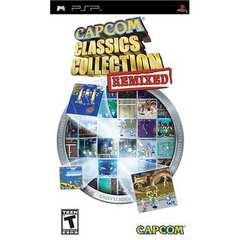 PSPカプコンクラシックスコレクション 北米版ファイナルファイト/キャプテンコマンドー☆