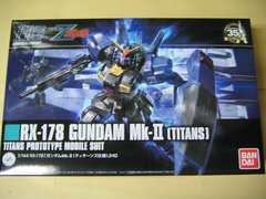 1/144 HGUC 194 RX-178 ガンダムMk-�U(ティターンズ仕様) 新品 REVIVE