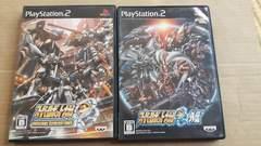 PS2☆スーパーロボット大戦OG&OG外伝☆まとめ売り♪美品♪