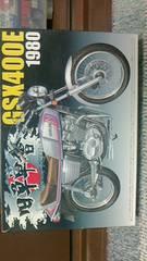 希少当時旧単車會GSX400E旧車會暴走族アオシマ
