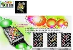 LED 腕時計 メンズ 黒 ブラック デジタル クラブ 3