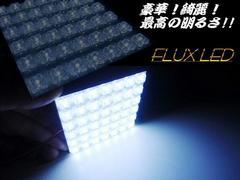 FLUX LED ハイエース200系専用140連ルームランプセット 白