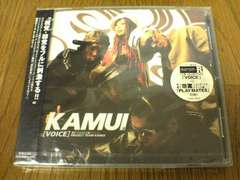 KAMUI CD VOICE 流派-R