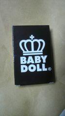 BABY DOLL トランプ 新品 非売品