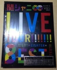 関ジャニ∞ LIVE TOUR 8EST◆初回プレスBlu-ray