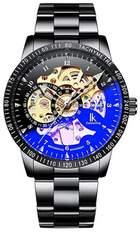 腕時計 ブラックバンド IH009