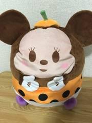 ミニーマウス♪ぽってりもちもちぬいぐるみ♪ハロウィンver.