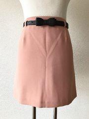 [Rubyrivet]★リボンベルト付きスカート・サイズ[36]★
