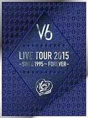 ■DVD『V6 LIVE 2015 SINCE 1995 FOREVER(初回B)』岡田准一