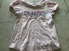メゾピアノ半袖Tシャツ★130cm
