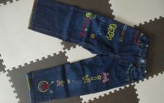 100 MINI-K Jeans デニム 美品 可愛い