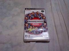 【PSP】ワールドサッカーウイニングイレブン2014