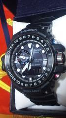 定61560円カシオGショックGWN-1000Bガルフマスタータフソーラー電波腕時計