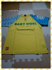 新品☆BABYDOLL♪Tシャツ
