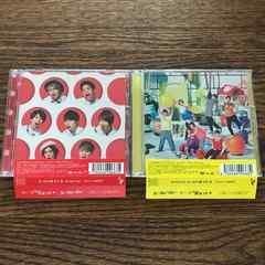 ジャニーズWEST シングル2セット [CD+DVD] / 送料無料