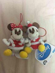 プライズ☆ミッキー&ミニー☆サンタコス