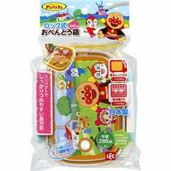 【New新柄!!】アンパンマン ロック式お弁当箱 定価1179円