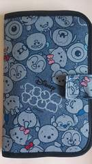 特価◆55 ツムツム 母子手帳入れ(*^O^*)薬手帳: 通帳入れ ハンドメイド