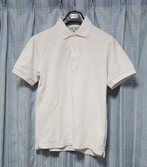 UNIQLO・ユニクロ★白のポロシャツ★Mサイズ