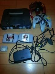 任天堂64 懐かしのゲーム ニンテンドー64セット