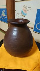 江戸時代→古南蛮→お歯黒壺→タコ壺でわ有りません
