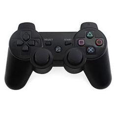 PS3 ワイヤレスコントローラー Bluetooth ブラック Black c