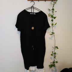 〇SLY〇裾フリルのTシャツワンピース*・゜美品