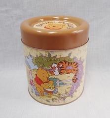 ◇東京ディズニーランド◇2003年 くまのプーさん お菓子の空き缶