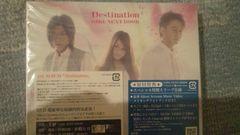 激安!☆GIRLNEXTDOOR/Destination☆初回盤/CD+DVD新品未開封!