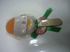 フルーツ パルム オレンジ&バニラ アイス型 キャンドル 非売品 新品