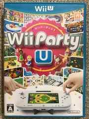 WiiPartyU 美品 WiiU WiiパーティU