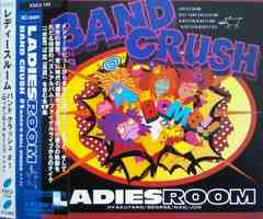 LADIES ROOM レディースルーム:【BAND CRUSH】ベスト盤★ V系