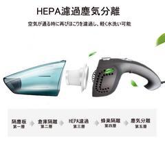 車用掃除機 超強吸引力 120W乾湿両用
