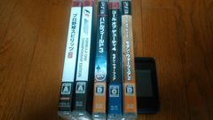 PS3 ソフト5本セット