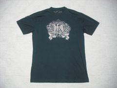 73 男 ラルフローレン 黒 半袖Tシャツ M