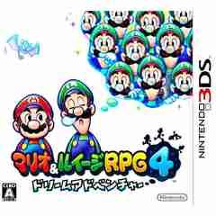 3DS》マリオ&ルイージRPG4 ドリームアドベンチャー [174000276]