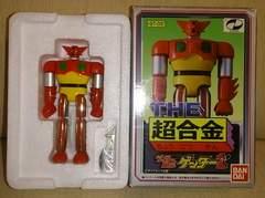 ★ゲッターロボ★超合金・ゲッター1