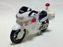 トミカ ��4 VFR800 白バイ 緊急車両!現場に急行せよ!千葉県警察