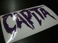 CAPITA キャピタ ステッカー 15cm