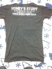 婦人Tシャツ〔黒〕