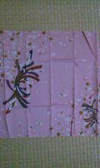 和物 京ハンカチ 桜柄 御祝儀袋