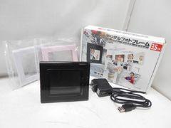 2401★1スタ★OHM デジタルフォトフレーム 3.5インチ PC-MPF35