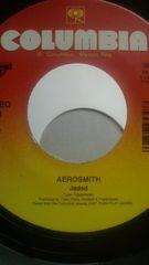ゆうメール可エアロスミス名曲 ジェデッド7インチ シングルレコード 新品